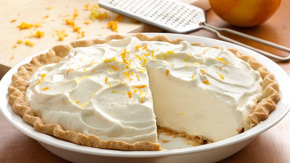 Lemon Cocktail Pie