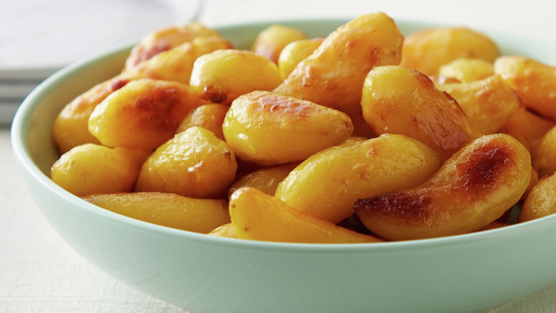 Danish Caramel Potatoes