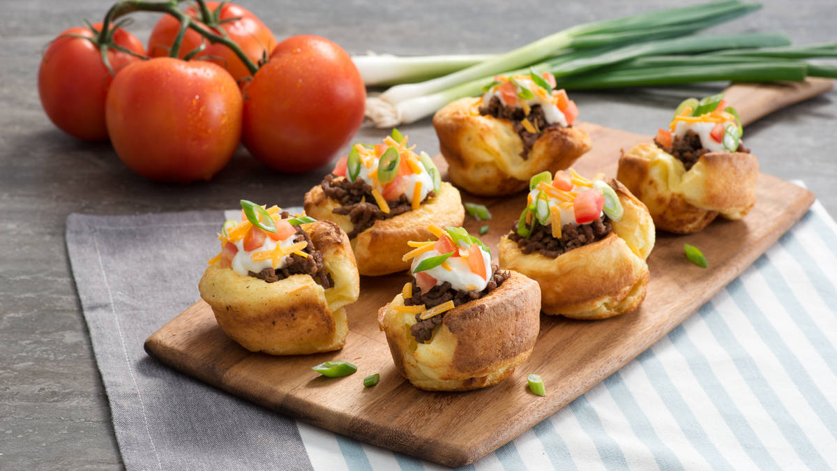 Taco Night Dinner Yorkies