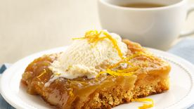 Caramel-Pear Pudding Cake