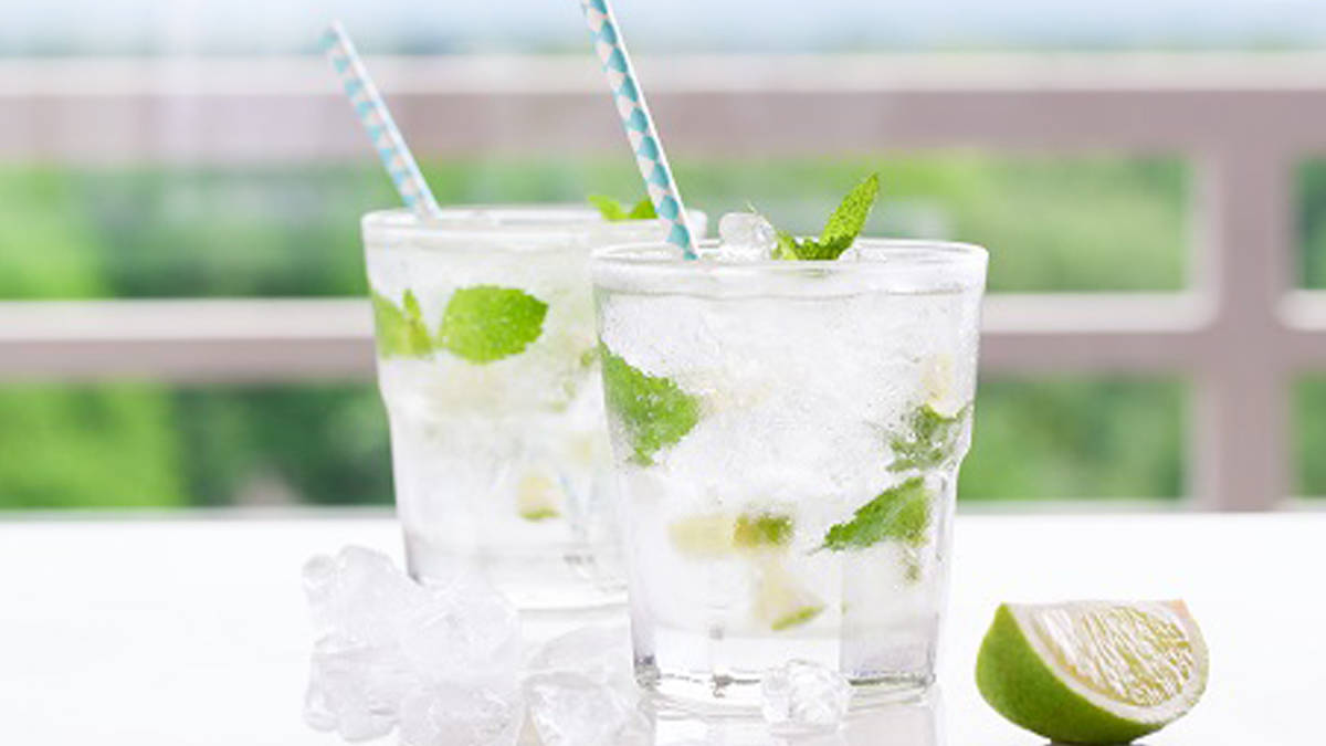 Frozen Mojitos