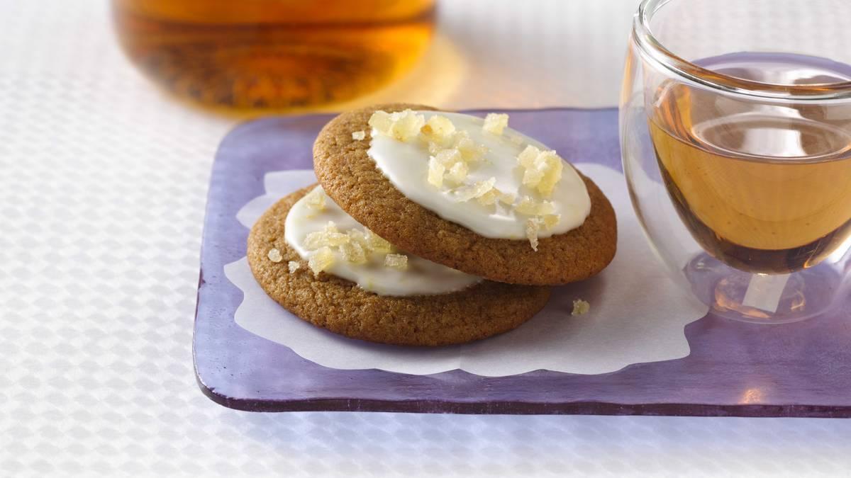 Ginger-Lemon Delights
