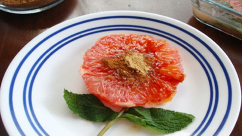 Grapefruit Sweet Blossom