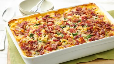 BLT Mac and Cheese