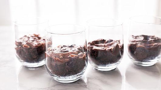 Dirt Cake Terrariums