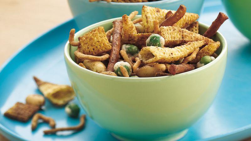 Oriental Snack Mix