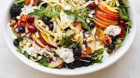 """Everything"" Summer Pasta Salad"