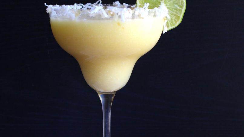 Margarita de Coco y Piña
