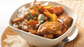 Slow-Cooker Asian Pork Stew