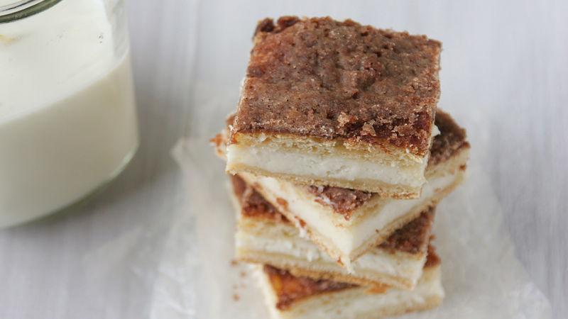 Sopapilla Cheesecake Bars