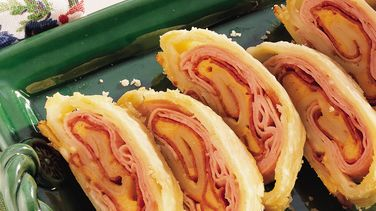 Flaky Deli Slices