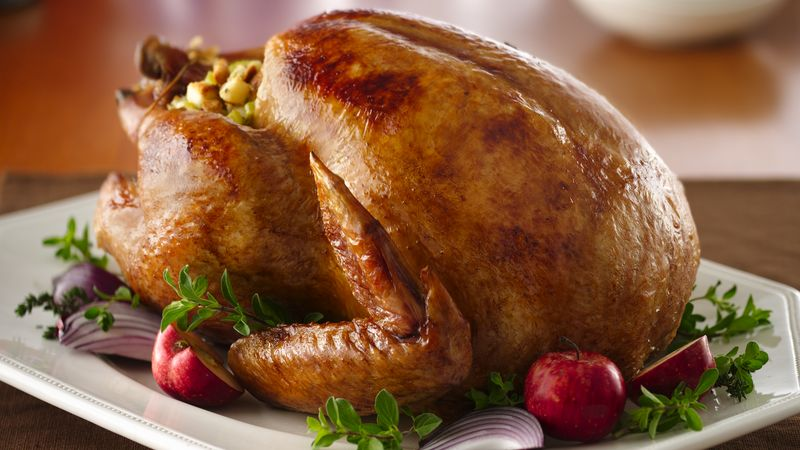 Roast Turkey Recipe Bettycrocker Com