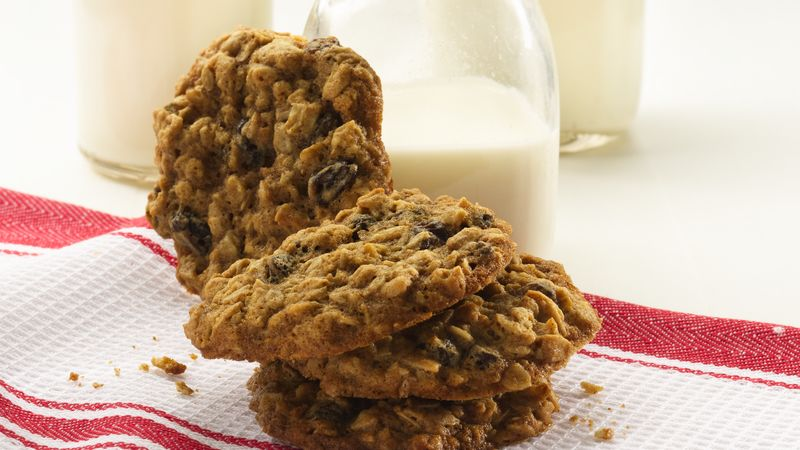 Ultimate Oatmeal Cookies image