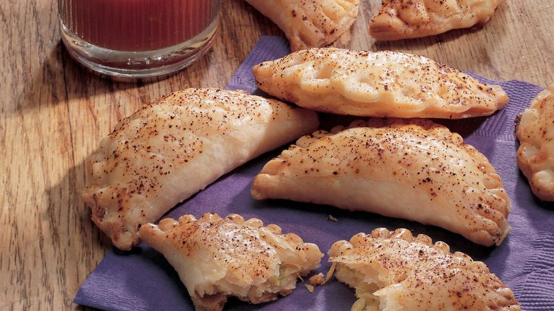 Empanaditas de Queso y Chile