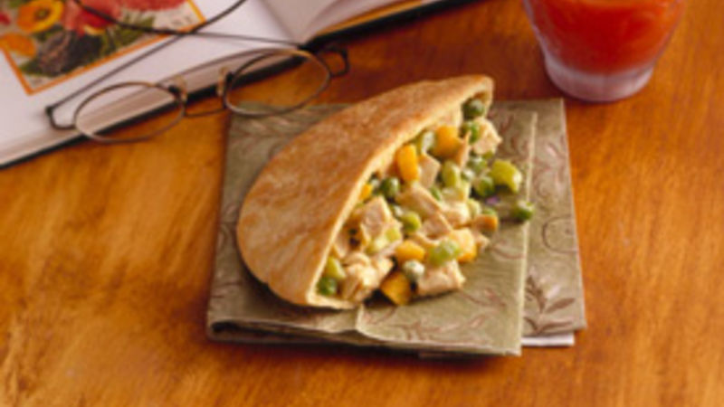 Chicken Salad in Pitas