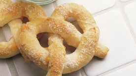 Cheesy Pretzels