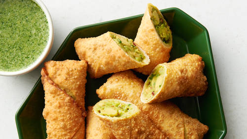 Copycat Cheesecake Factory™ Avocado Egg Rolls