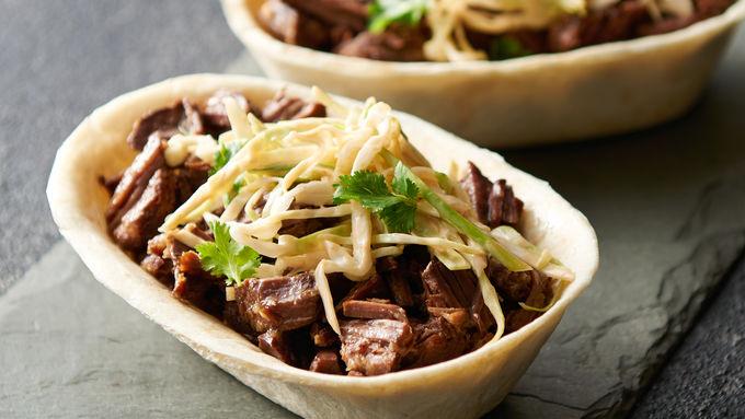 Instant Pot™ Korean Beef Tacos