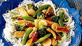 Vietnamese-Style Pork and Vegetable Salad