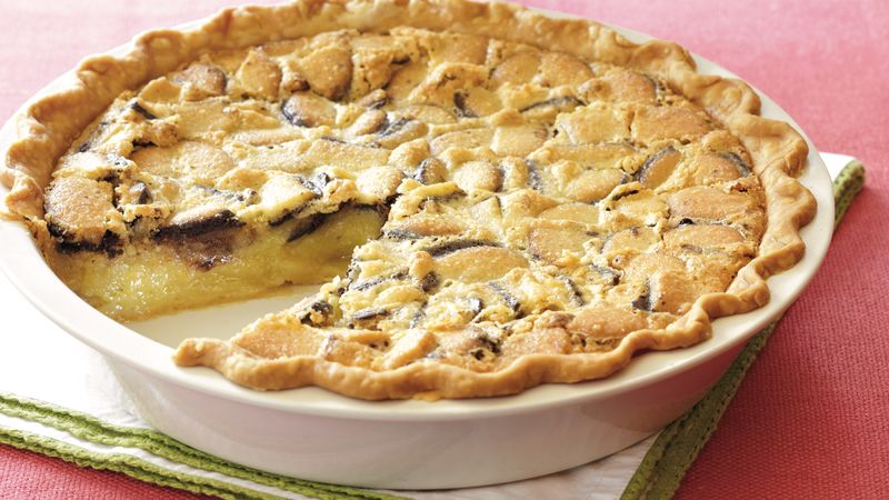 Cookie Chess Pie