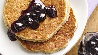 Whole Wheat Quinoa Pancakes
