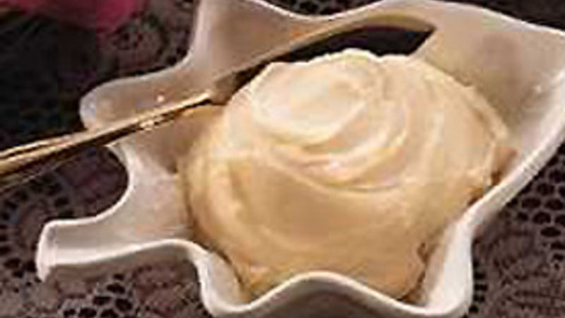 Whipped Honey Butter