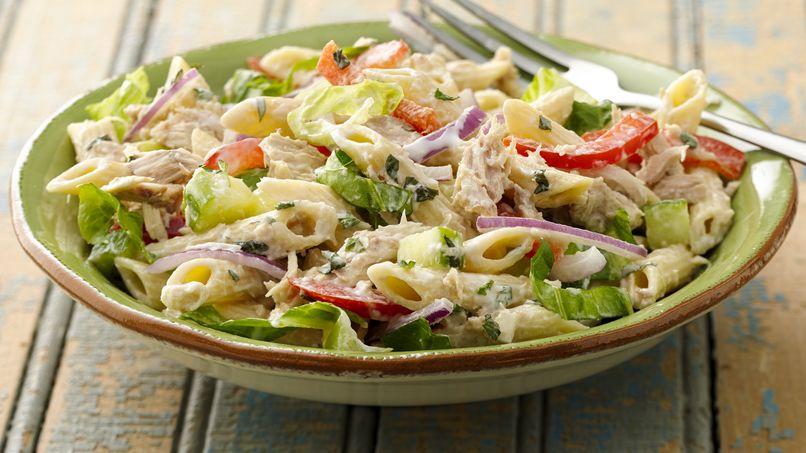 como preparar una ensalada de atun para dieta