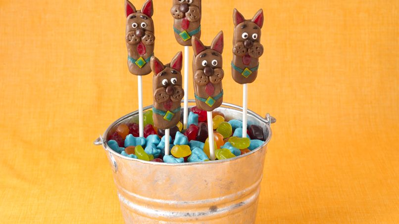 Paletas de Scooby-Do