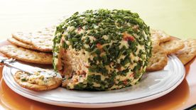 Sun-Dried Tomato Cheese Ball
