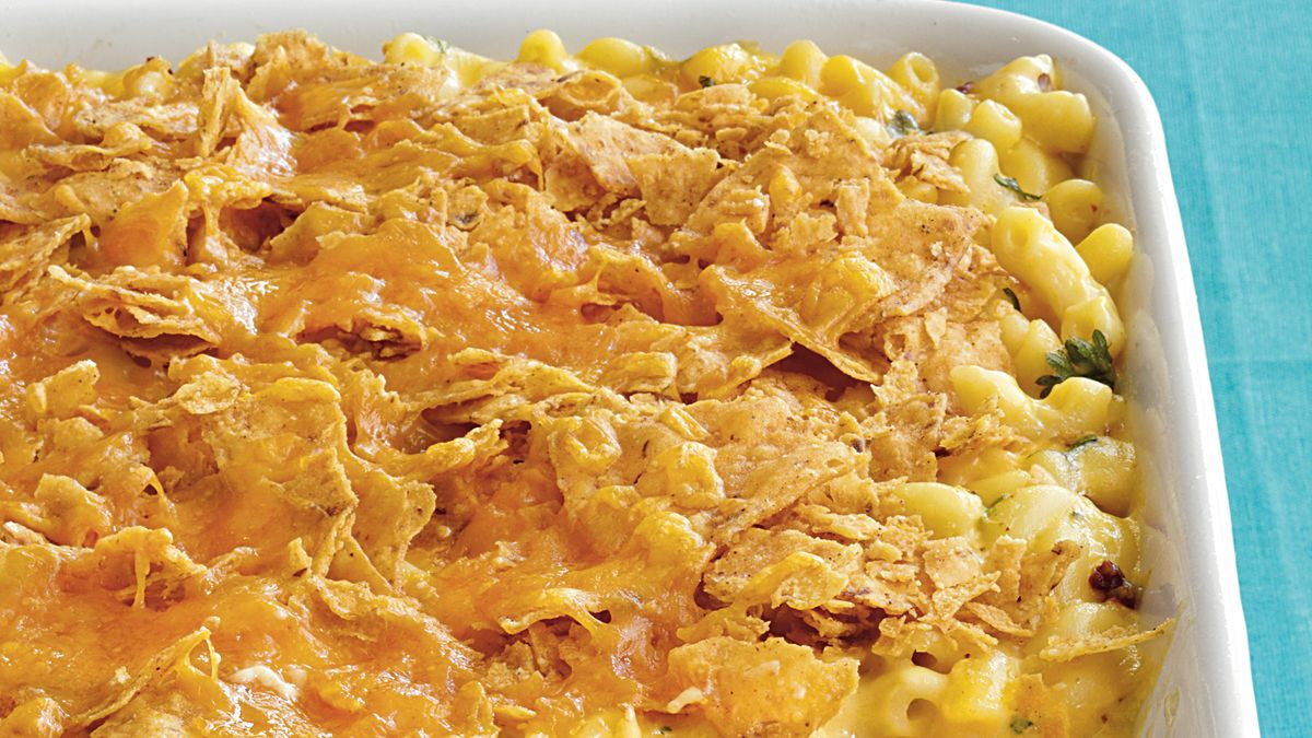 Quick + Easy Baked Macaroni + Cheese Recipes - Pillsbury com