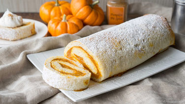 Pumpkin Pie Roll-Up