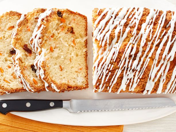 Carrot Cake Loaf All Recipes: General Mills Convenience And Foodservice