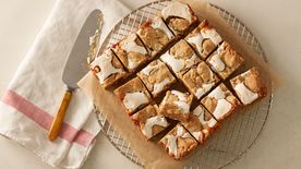 Salted Peanut Marshmallow Bars