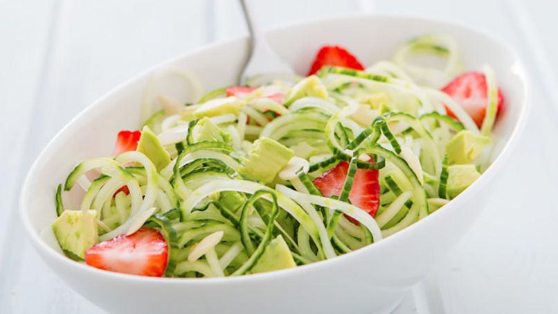Como hacer aderezo para ensalada de pepino