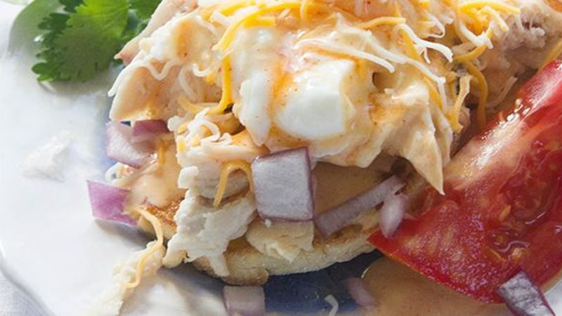 Enchilada Hollandaise Sauce