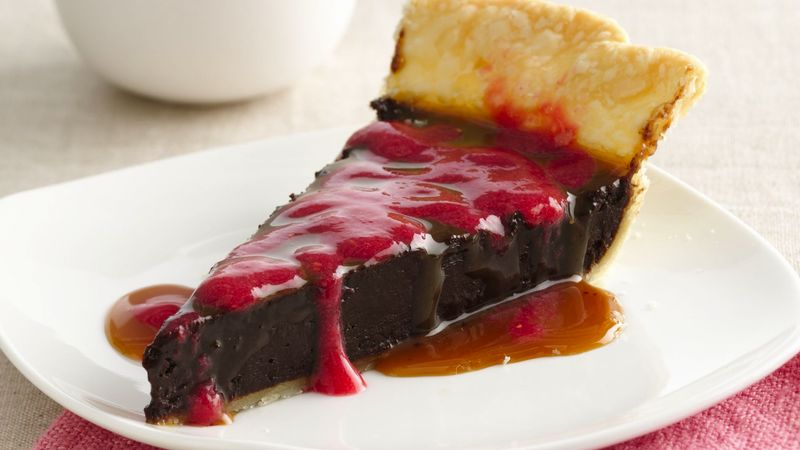 Decadent Chocolate Pie
