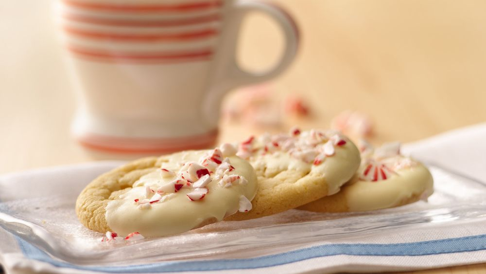 Easy christmas cookie recipes pillsbury
