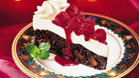 Make-Ahead Brownie Delight