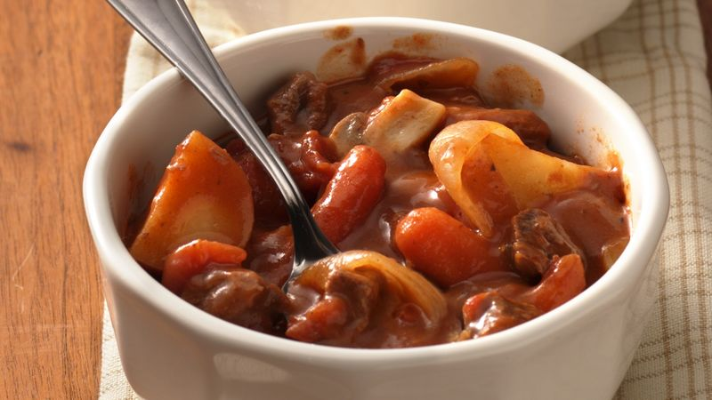 Oven-Baked Beef Stew