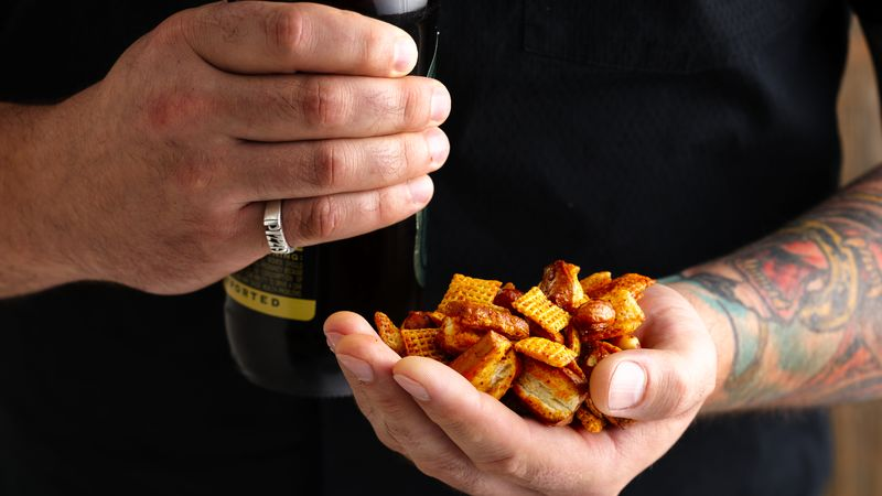 Chex® Sweet and Spicy Pub Snack