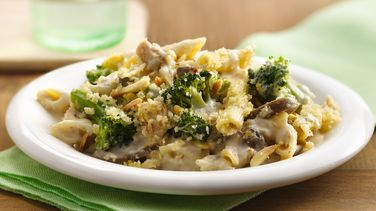 Tuna-Broccoli Casserole