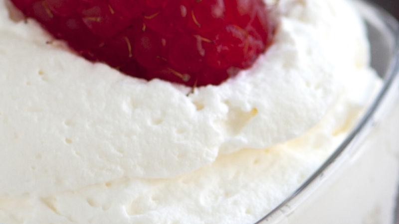 Chocolate Cake And Cream Shots Recipe BettyCrockercom