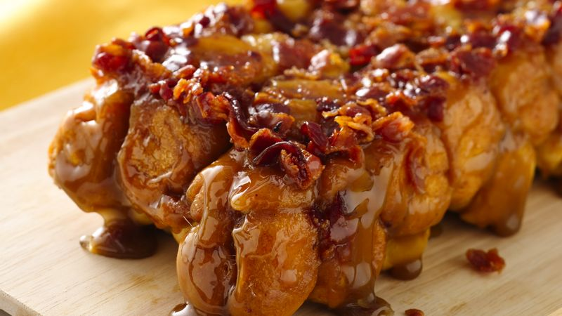 Maple Bacon Monkey Bread