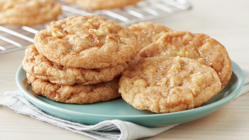How to Make Apple Cider Cookies Video