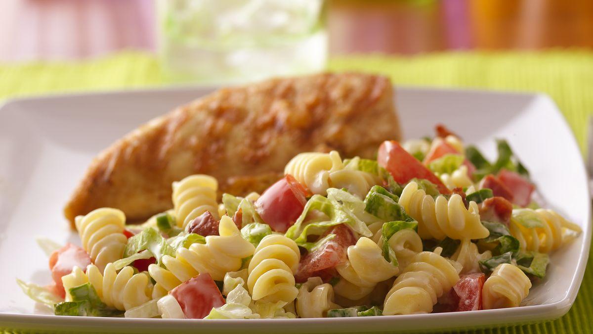 Suddenly Pasta Salad™ Ranch and Bacon - BettyCrocker.com