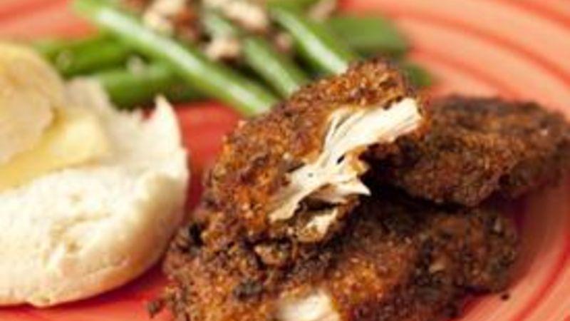 Pecan Fried Chicken Tenders