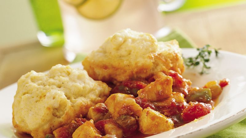 Curried Country Chicken