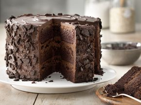 All The Stops Chocolate Cake Gold Medal Flour