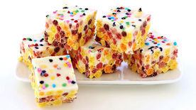 No-Bake Trix™ Rainbow Bars