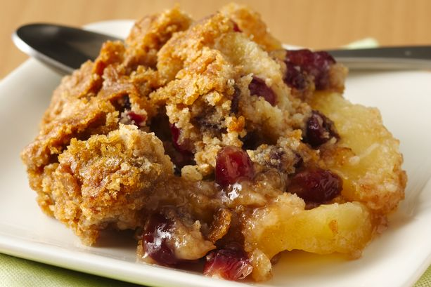 New England Apple Cobbler